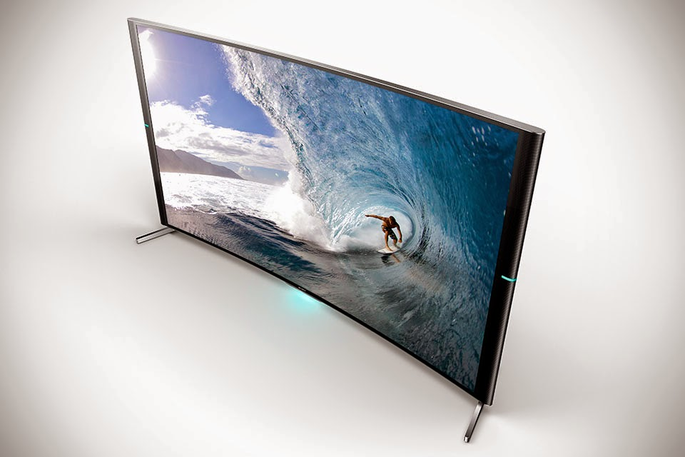 Giới thiệu TV 4K màn hình cong kích thước 65 inch và 75 inch 2