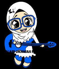 Ana Uhibbuki Fillah!!! (^_^)
