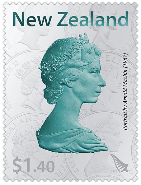 Virtual New Zealand Stamps: 2013 Coronation 60th Anniversary
