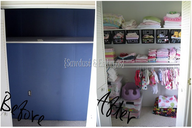 *UPDATE AGAIN!* U2026itu0027s Crazy To Think Itu0027s Been 3 Years Since We Designed  And Decorated This Nursery For Our Twin Girls. Click Here To See What This  Closet ...