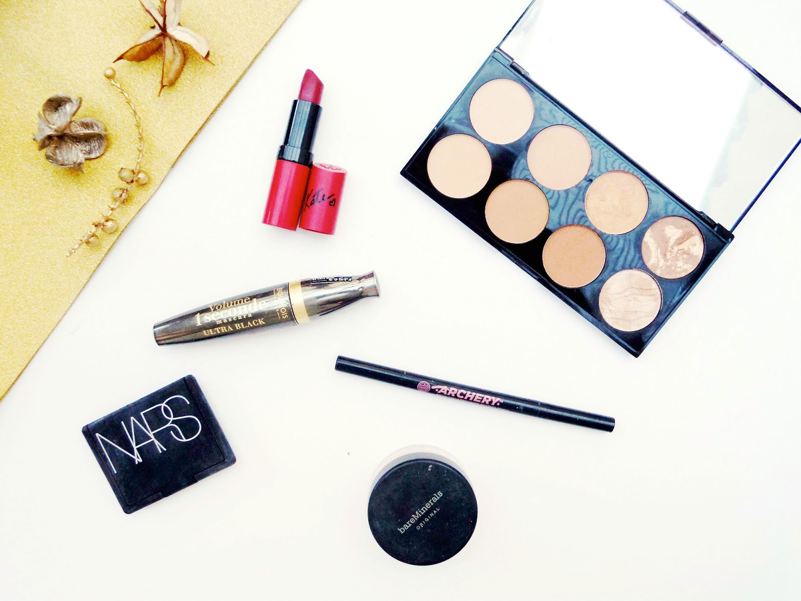 My Top Beauty Products of 2014