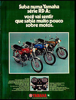 propaganda rodas Titanio - 1974.brazilian advertising cars in the 70. os anos 70. história da década de 70; Brazil in the 70s; propaganda carros anos 70; Oswaldo Hernandez;