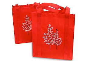Free Reusable Bags from Target