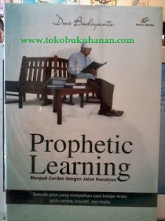 Buku : Prophetic Learning – Dwi Budiyanto