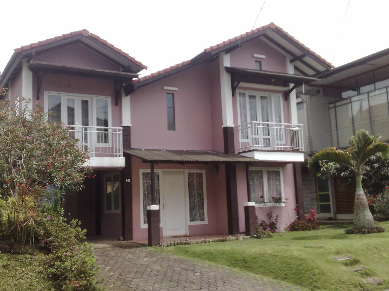 sewa villa murah di lembang bandung villa blok i6