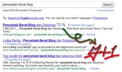 serp, plusone, plus one, +1, google