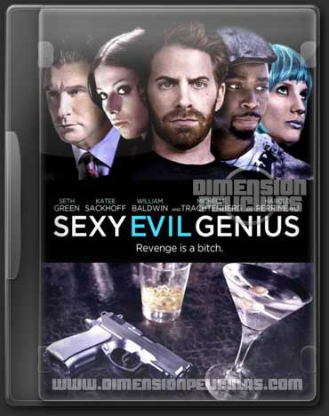 Sexy Evil Genius (DVDRip Inglés Subtitulada) (2013)