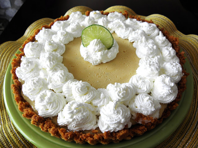 The Cozy Little Kitchen: Florida Key Lime Pie!