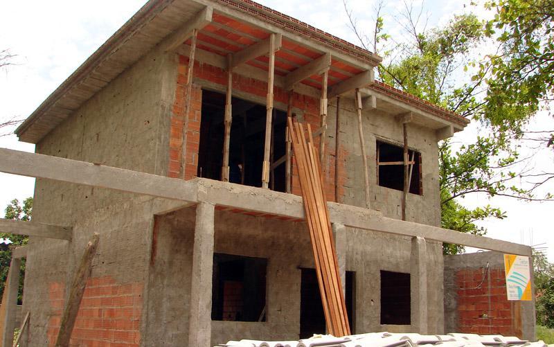 Ita construtor casas em constru es j concluidas - Como construir tu casa ...