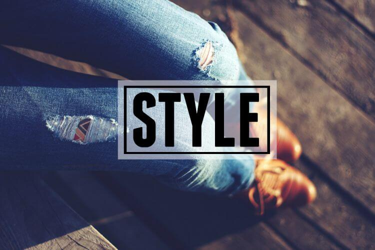 Style Page Header