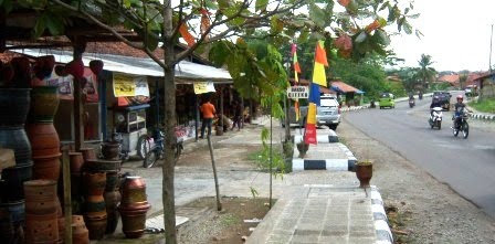 Pesona Wisata Keramik Plered Purwakarta