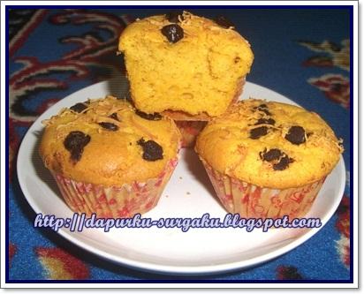 Olahan Ubi Kuning, Resep Cake Ubi Kuning, Cake Dari Tepung Beras, Cake Tanpa Tepung Terigu, Cake Tanpa Margarin Dan Mentega, Cup Cake Ubi Kuning Coklat Keju