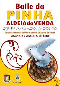 BILE DA PINHA NA ALDEIA DA VENDA (SANTIAGO MAIOR).