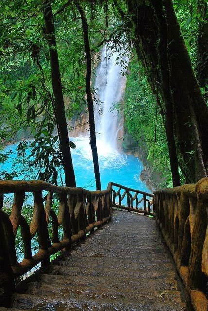 Blue Waters - Costa Rica