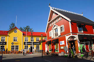 Guía de Reikiavik - Turismo en Reikiavik