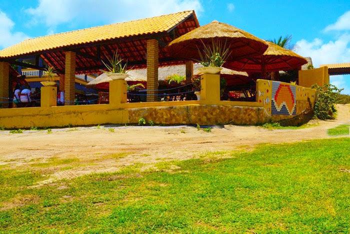 Restaurante Tropicália de Coqueirinho