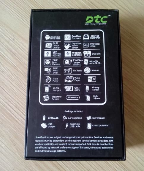 DTC Mobile GT17 Jupiter Box_Back