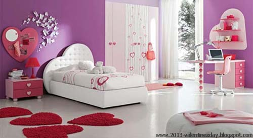 Latest Valentine S Day Bed Decoration Ideas