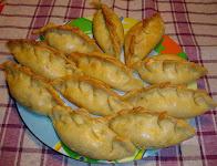 Empanadas de Bacalhau
