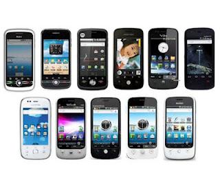 Daftar Harga HP Nexian Terbaru 2012