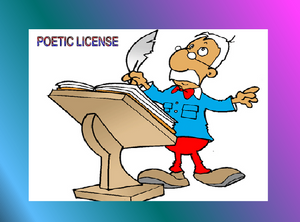 POETIC LICENSE in Placerville Sat. (8/25)