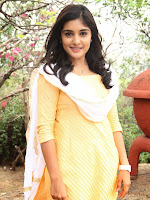 Niveda Thomas Photos at Anurag Prod Movie launch-cover-photo