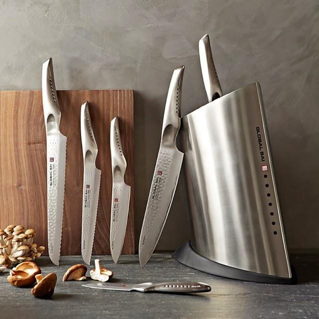 Global Sai Knife Set Men 39 S Gear