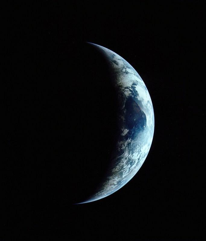 Fotos de la tierra vista desde marte 96