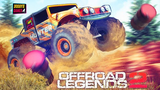 Offroad Legends 2 Gameplay