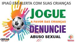 CAMPANHA CONTRA A EXPLORAÇÃO E ABUSO SEXUAL