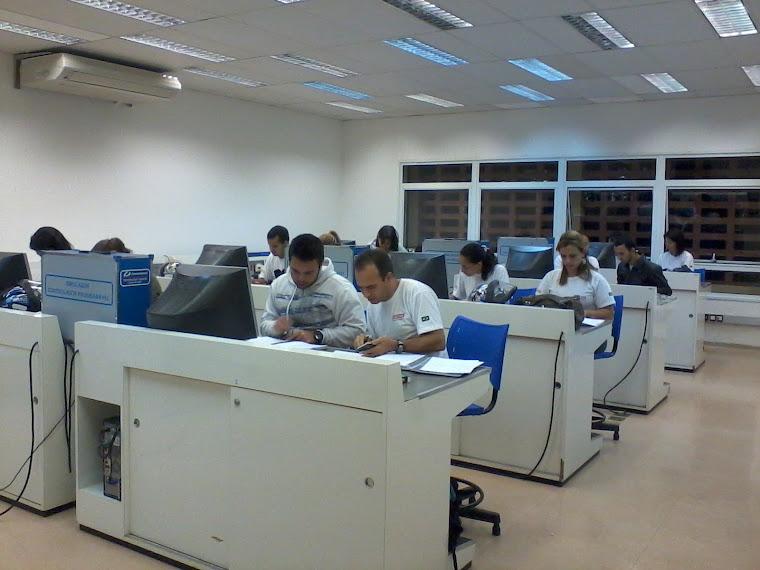 Aula Informatica Curso Assist. Adm. Senai 2011