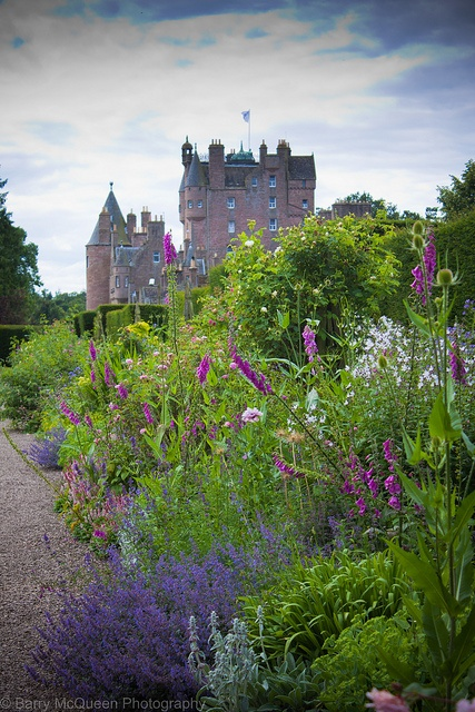 Glamis Castle- shabby&CountryLife.blogspot.it