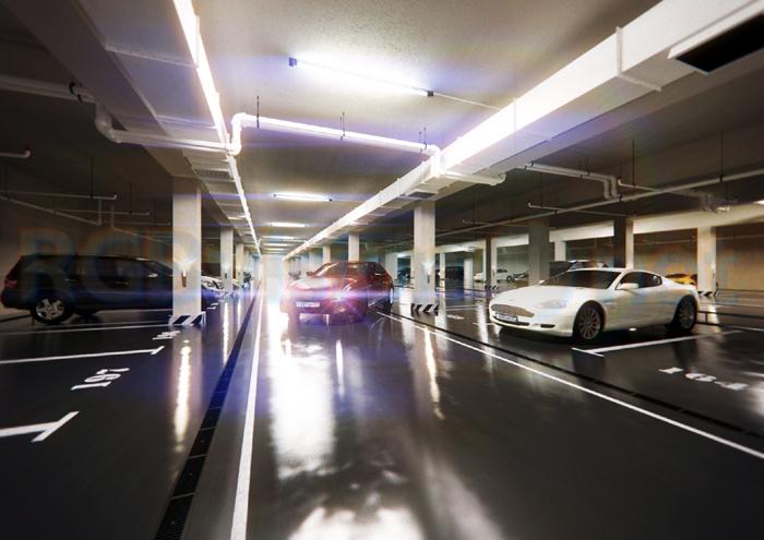 Купить место в подземном паркинге в ла мате