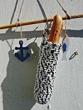 Bolsa de trapillo para el pan