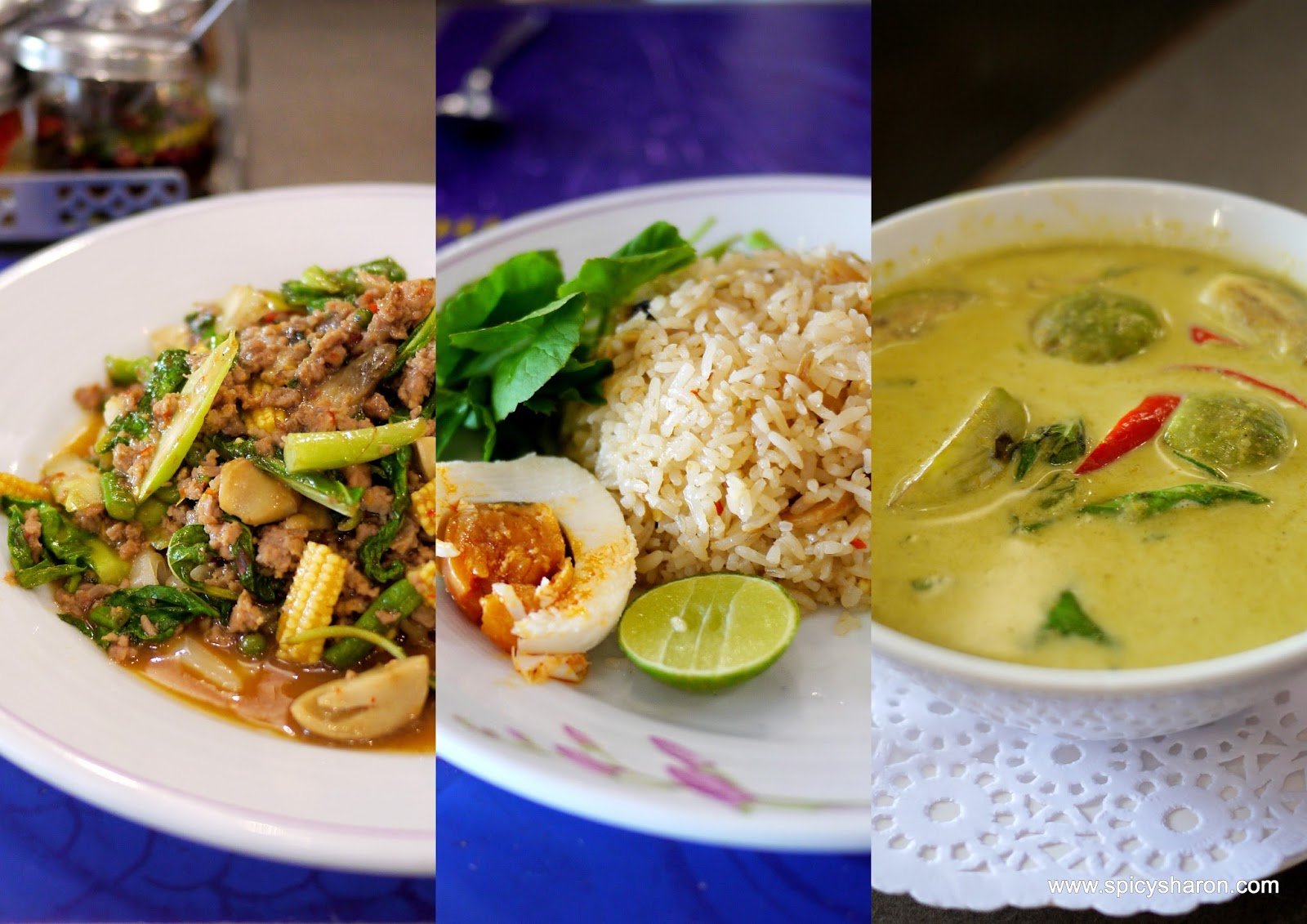 Travelogue things to do in phuket thailand spicy sharon for Air thai cuisine