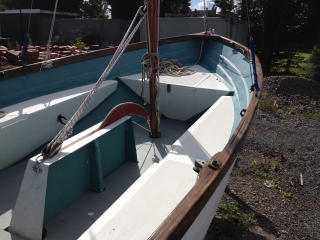Bill 39 s log falmouth bass boat for Bass boat plans