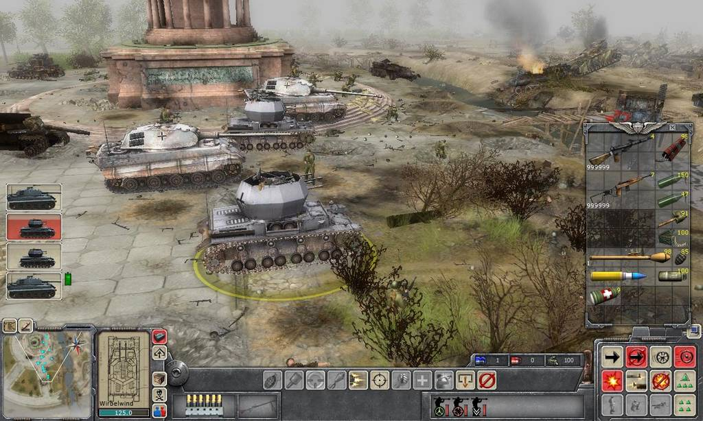 تحميل لعبة Faces Of War الاستراتجية الرائعة رابط 1 ومباشر كاملة Faces+of+War+4