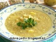 Pohánková polievka - recept