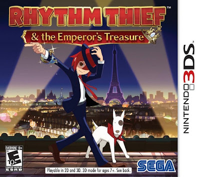 Rhythm Thief Box Art