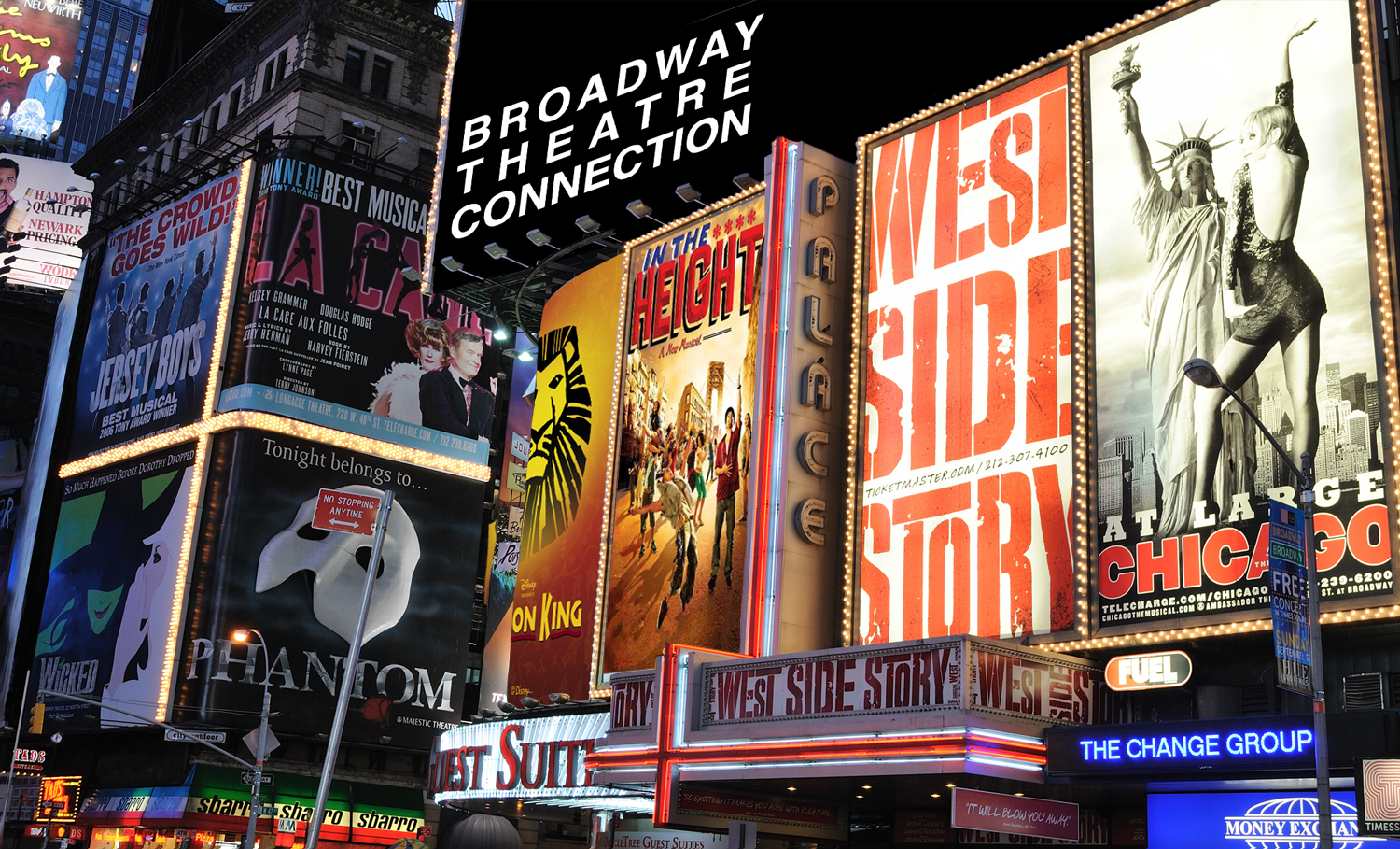 Broadway theatre connection for The brodway