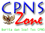 CPNS Zone 2013