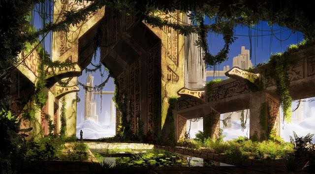 Art Concept Environment / Escenarios