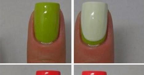 watermelon nail art tutorial  entertainment news photos