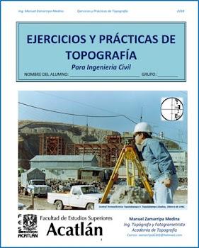 LIBRO DE EJERCICIOS Y PRÁCTICAS DE TOPOGRAFÍA EDICIÓN 2018