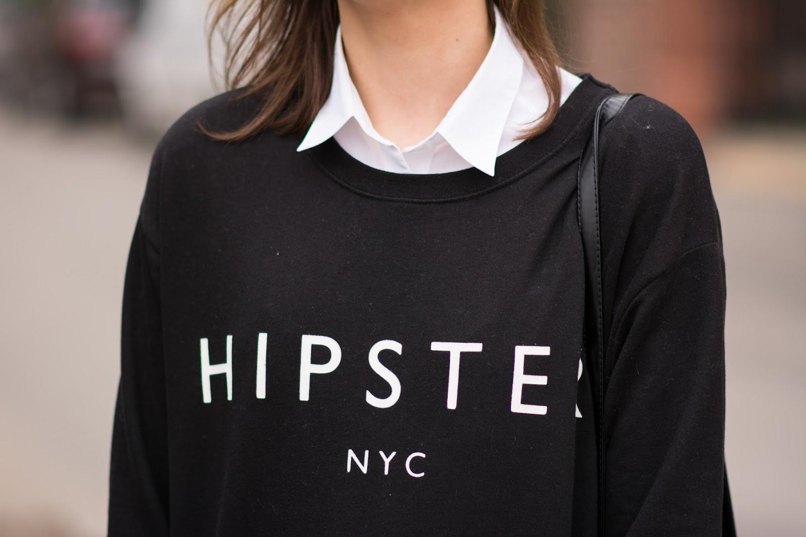 Mango Hipster sweatshirt