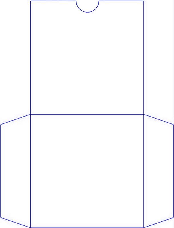 Как делать конверт фото