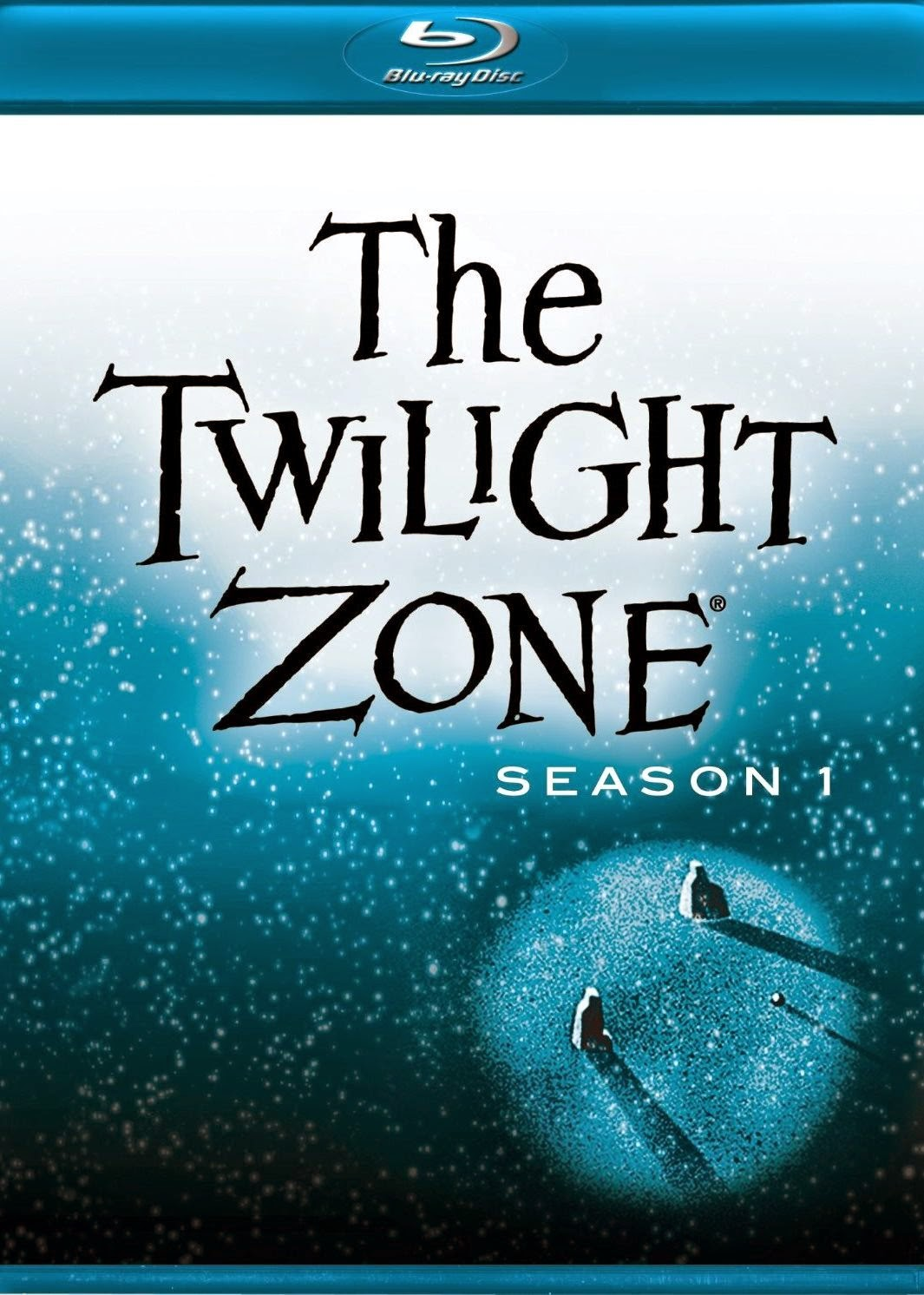 The Twilight Zone Season 1  Blu-ray Movie