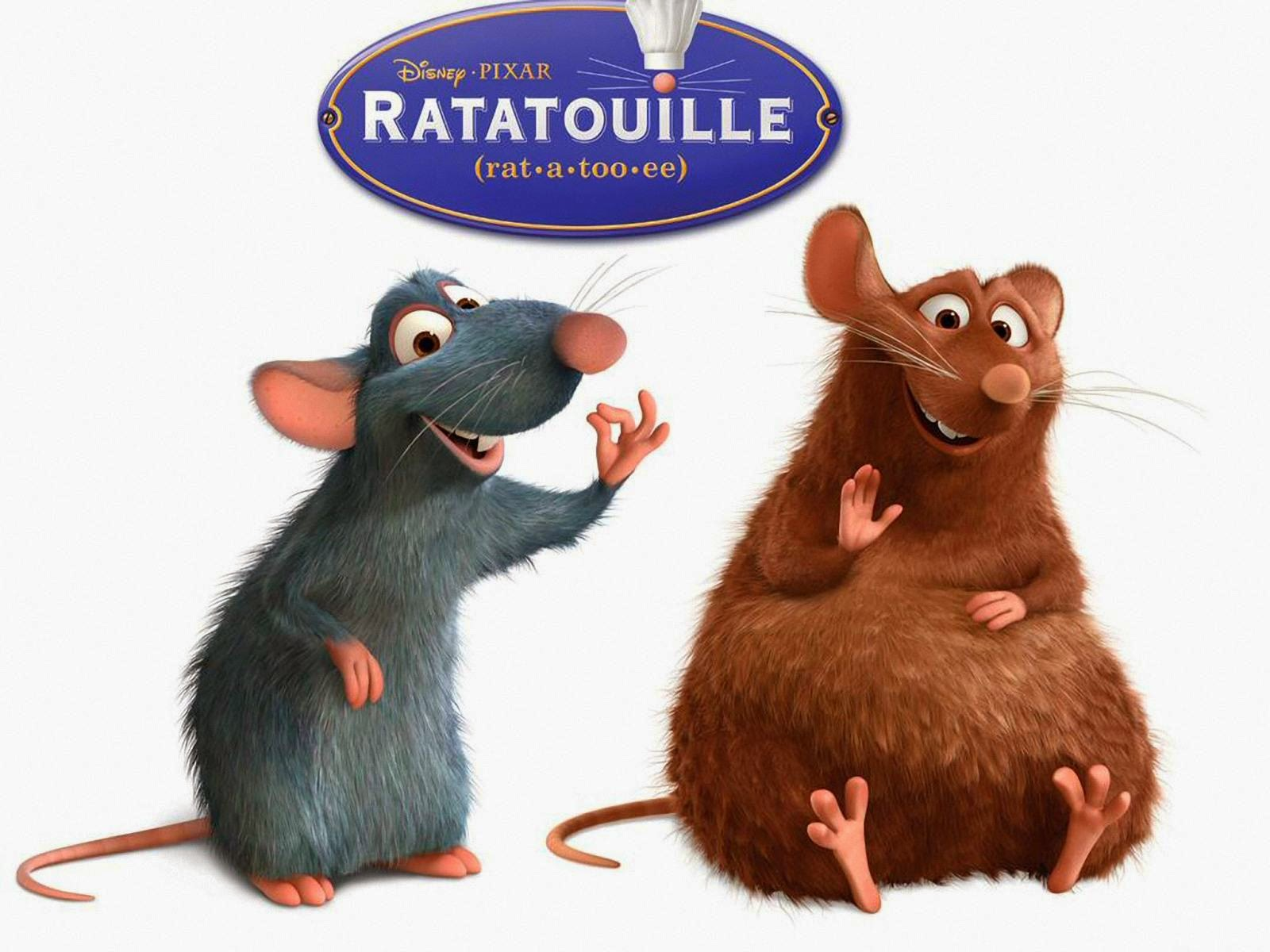 Ratatouille Movie HD Wallpapers
