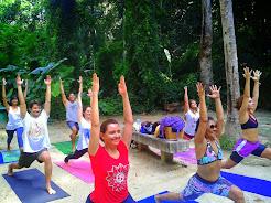 Próximos Yoga Verde -  12/04  e 09/05, 9h, no Parque Lage