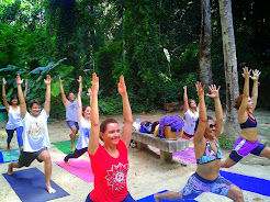 Próximo Yoga Verde -  20/09, 8h30 às 10h, no Parque Lage